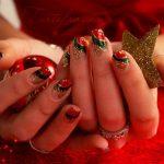 Manichiura cu tematica festiva